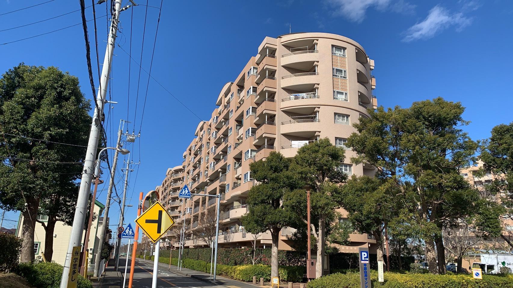 中銀白井マンシオン 5号館401号室